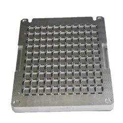 L'acier partie d'usinage CNC Usinage CNC aluminium usiné de fraisage de pièces de rechange Les pièces en aluminium anodisé Rapid Prototype/partie d'usinage CNC