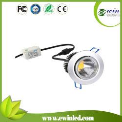 CE SAA를 통해 중국 출하 시 6W LED 다운라이트