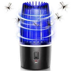 جهاز كهربائي ذبابة آلة قتل البعوض القاتل مصباح فوق البنفسجية