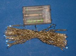 LED Battery Lamp met 30LED