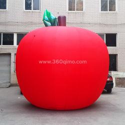 공장 아울렛이 팽창할 수 있는 애플, 팽창할 수 있는 레드 애플, 광고용 애플 131을 위한 팽창할 수 있는 애플