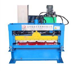 Het trapezoïdale Blad die van het Dakwerk Machine met het Materiaal van het Roestvrij staal vormen