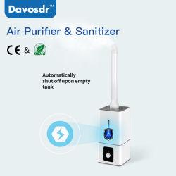 Большая емкость Smart очистителя воздуха Ультразвуковой увлажнитель воздуха опрыскивателя