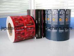 Упаковка бумаги для употребления алкоголя или влажных салфеток
