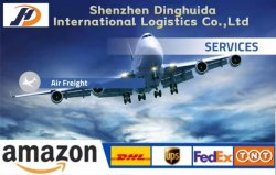 O Serviço de Transporte de Carga Aérea Carga da China para a Austrália/Canadá/Médio Oriente/América do Sul/DDU DDP