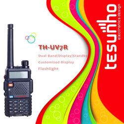 Уф-Tesunho7R ветчины компактный Длинный диапазон Двухдиапазонный дуплексной радиосвязи