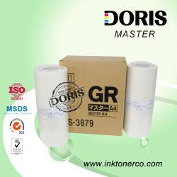 Gr A4 B4 A3 Stencil duplicateur de maître S-3879 pour l'OCIR