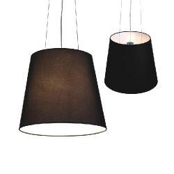 Черный цвет ткани дома висящих подвесной светильник в CE