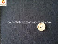 Woolen Blended Serge Fabric für Mens Jacket Coats