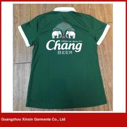 OEM de Overhemden van het Polo van de Druk van de Serigrafie van de Fabriek voor Bevordering (P159)