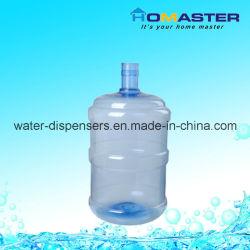 プラスチック水ディスペンサー(5GLパソコン)のための5ガロンの水差し