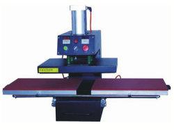 Approbation CE de vêtements de haute pression pneumatique de la chaleur d'impression Appuyez sur la machine