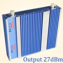 Signal de l'usine de 900 &1800 Boosters, amplificateur de signal sans fil/répéteur pour l'intérieur 2G/3G/4G La couverture du réseau de signal