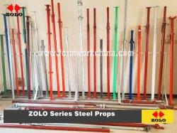 Zolo Zlシリーズ構築のためのドイツの中東タイプ頑丈な支注のポストの鋼鉄支柱