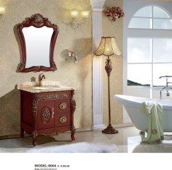 Madeira Soild armário de casa de banho, casa de banho grossista vaidade