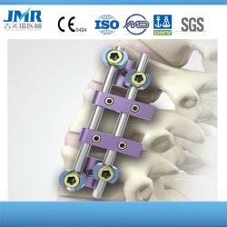 Thoracolumbar Fixierung-Systems-orthopädisches Implantats-Trauma-chirurgische Metallknochen-Platten