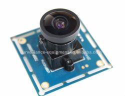 Periodieke Camera Moudle van de Bestuurder USB CMOS van de Hoek van de Lens 1080P van Fisheye van Ov2710 de Brede Vrije