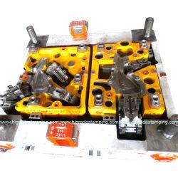 L'outillage de métal auto/ Automotive Stamping mourir pour les produits estampillés/pressages/emboutis avec SPCC/SUS304/ISO9001 OEM acier allié