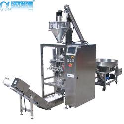 Gran Forma Vertical Automática de llenado y sellado en polvo/pan de carne/Caramelos/Envase/Embalaje/paquete Máquina (PM-720)