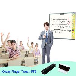 La carte numérique interactif portable école intelligente avec capteur laser Stylo de tableau blanc