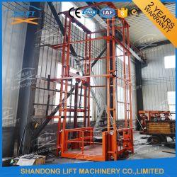 Mercadorias hidráulico Elevador Depósito Pesado eléctrico de elevação