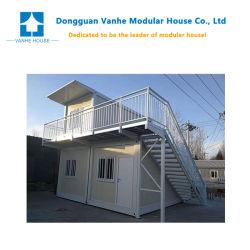 Structure en acier extensible à l'intérieur élégant Produits en vedette pour maisons préfabriquées