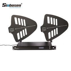 De UHF Versterker van de Antenne van 8 Kanaal van de Versterker van de Antenne van de Microfoon 848s Professionele Draadloze