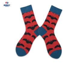 Vestido de moda tubo medio conjunto calcetines calcetines de algodón para los Caballeros