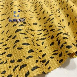 인쇄되는 Ym9561 대중 음악 공단 75D 복장을%s Silk-Like 폴리에스테 직물 인쇄