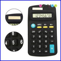 Bolsillo promocional de 8 dígitos calculadora electrónica Solar de escritorio