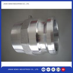 As conexões da mangueira da China DIN de alumínio 2817 As braçadeiras do tubo de segurança