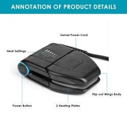 Dispositivo de bolsillo plegable de alta calidad de plancha de vapor de viaje de negocios fábrica china