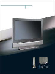 "37""LCD TV y 42'' LCD TV de plasma (PDP4228 y3728)"
