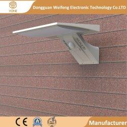 IP65 étanche extérieur 90pcs 4.2W conduit en plastique du capteur de mouvement d'énergie solaire mur Lampe à LED lampe de la rue