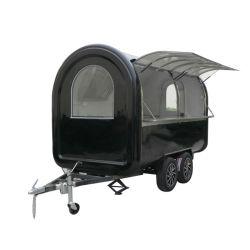 Mobile Cachorro Alimentos carrinho de reboque atrelado Alimentar para venda