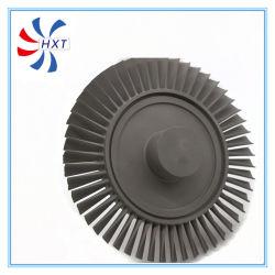 Níquel personalizados com base Super Ligas Blisk Rotor Disco para motor da aeronave