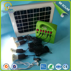 15Wラジオが付いている携帯用太陽ホームシステム