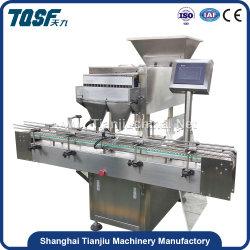 Tj-12 Contador electrónico Fabricación de productos farmacéuticos de píldoras contando la máquina