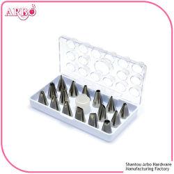 La FDA en acier inoxydable 304 testés Cake Decorating Outils