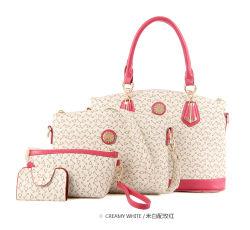 패션 디자이너 PU 가죽 숄더 레이디 백 여성용 핸드백