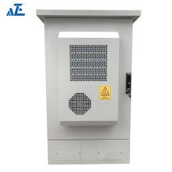 18u 22u 27u 32u 1500W AC110V 60Hzのエアコンが付いている屋外コミュニケーションキャビネット