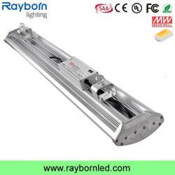 شكل من الألومنيوم IP65 بقوة 120 واط مع إضاءة داخلية لمصباح LED للأنبوب بحجم 0.5 متر مصباح LED الخطي عالي Bay Light