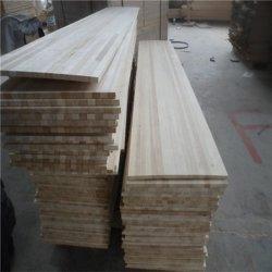 최신 판매 싼 가격 AA 급료 Paulownia 단단한 나무 널 갱도지주