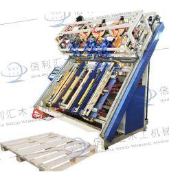 La prensa de estilo americano, el equipo de procesamiento de la máquina de palets de madera contrachapada Fumigation-Free Equipamiento de embalaje de madera de palet de madera que hace la máquina