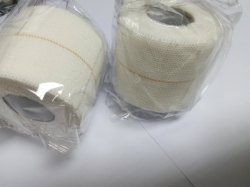 Bande adhésive élastique de support de sports de bandage