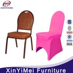 卸し売りホテルのLycraの安いスパンデックスの椅子カバー(XYM-BC19)