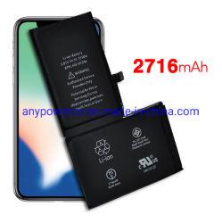 Apple original de la batterie lithium-ion rechargeable Batterie/ batterie polymère// de la batterie de téléphone cellulaire les batteries de téléphone mobile pour iPhone