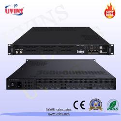 12-in-1 MPEG-4-encodermodulator