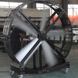 2m de diamètre Big Portable Mobile gratuit AC Ventilateur Hvhls permanent