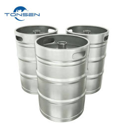 最もよいPrice Stainless Steel 1/6 Micromatic Beer Keg私達Standard Barrel Slim Keg 15L 20L 30L 50L Beer Keg